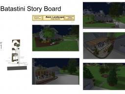 Batastini storyboard